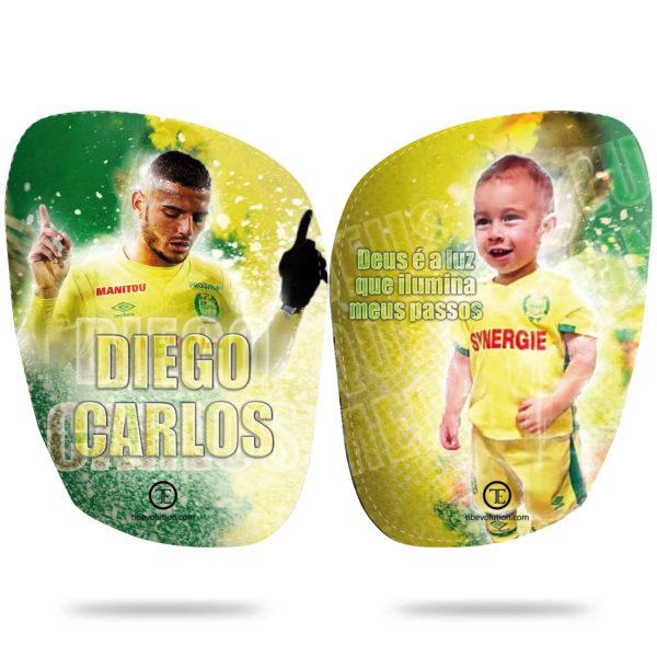 Protege-tibias Diego Carlos