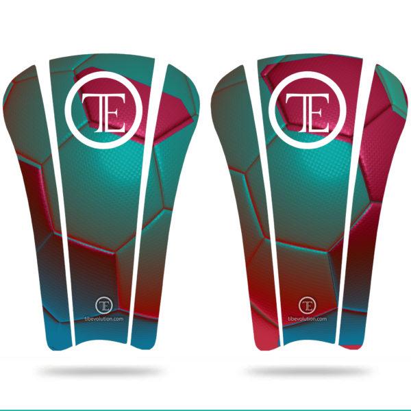 Protege-tibia tibevolution Spidey 1