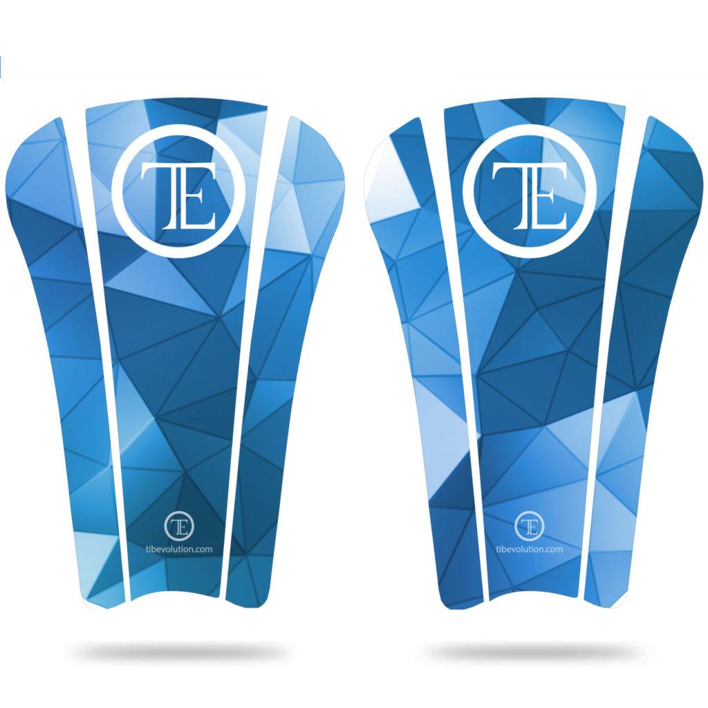 Protege-tibia tibevolution Geometric 3