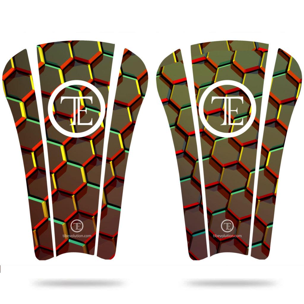 Protege-tibia tibevolution Hexa force 3
