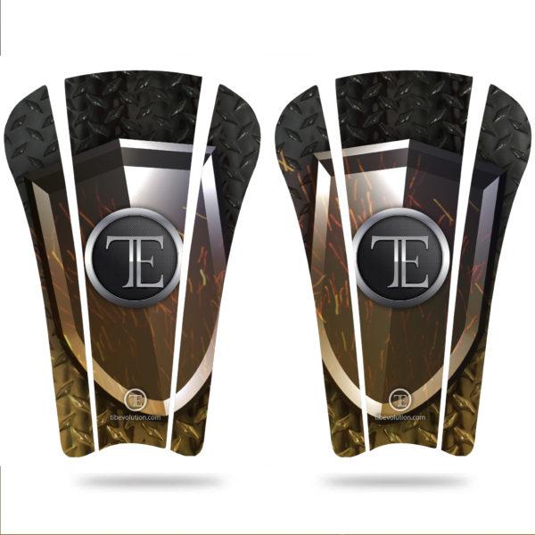 Protege-tibia tibevolution Shield Fire 2