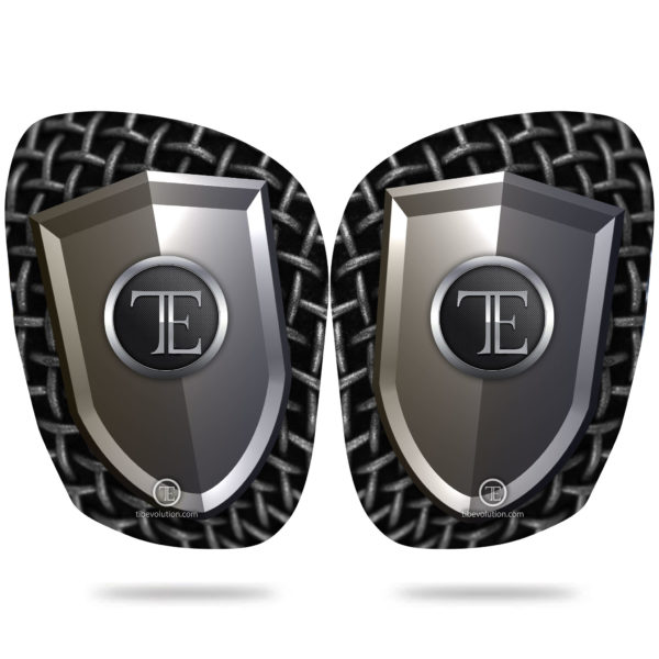 Protege-tibia Shield fibre de verre