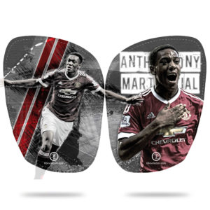 Protege-tibias Anthony Martial