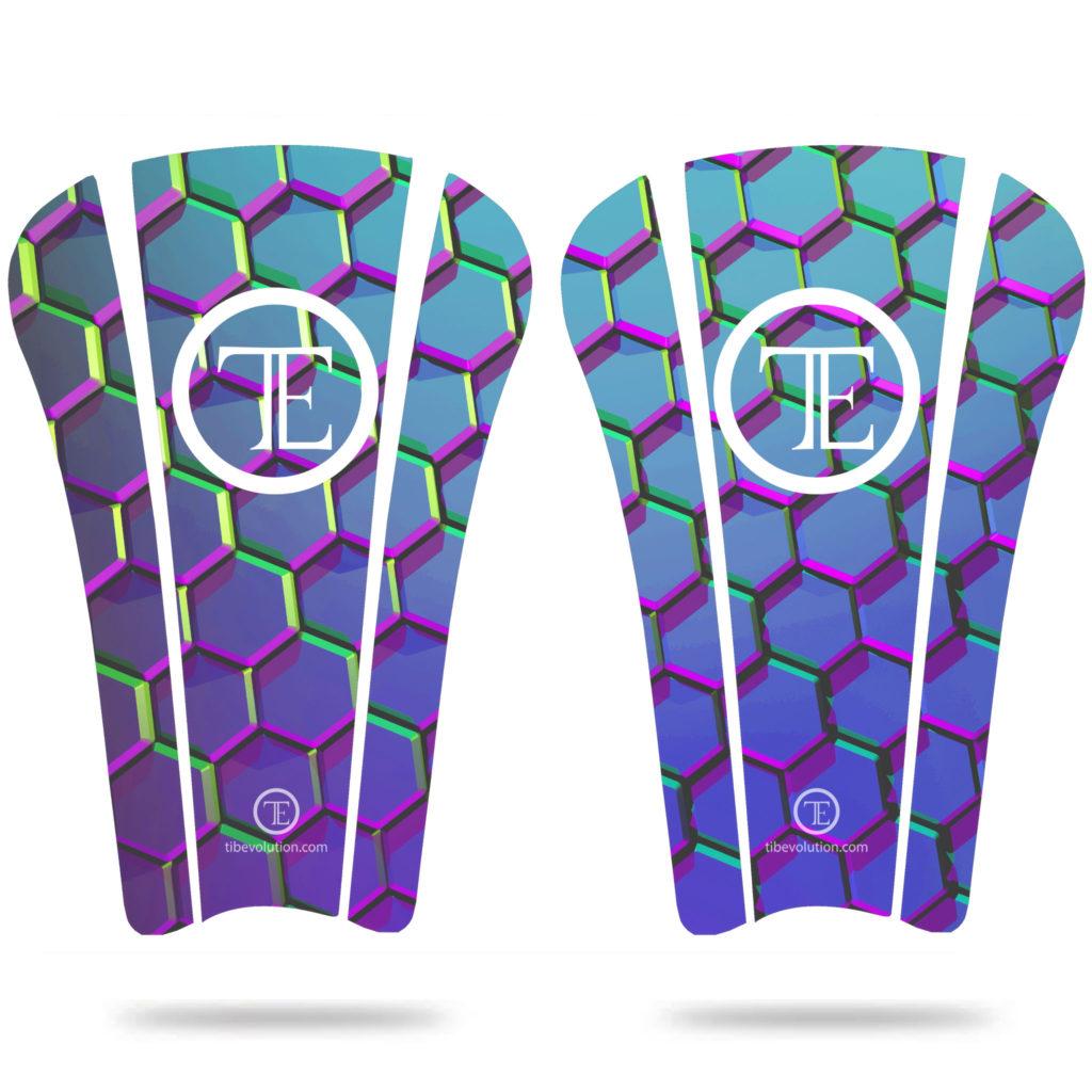 Protege-tibia tibevolution Hexa force Light 3