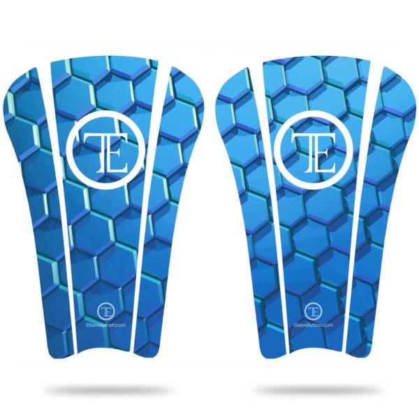 Protege-tibia tibevolution Hexa force Light 1