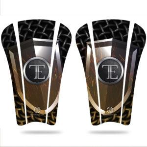 Protege-tibia tibevolution Shield Fire 3