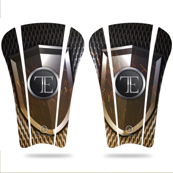 Protege-tibia tibevolution Shield Fire 1